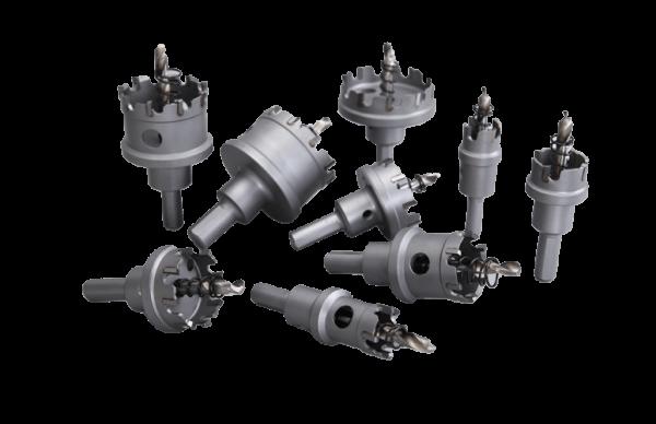 KW05 Carbide Tip Hole Cutter Series