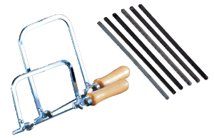 Coping Saw And Junior Saw Blades